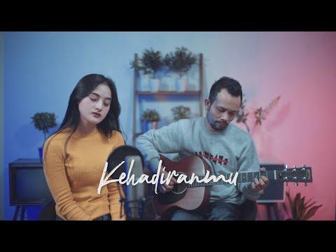 KEHADIRANMU - VAGETOZ ( Ipank Yuniar Ft. Maria Reres Cover & Lirik )