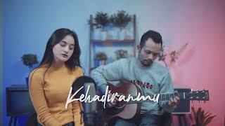 Download Lagu KEHADIRANMU - VAGETOZ ( Ipank Yuniar ft. Maria Reres Cover & Lirik ) mp3