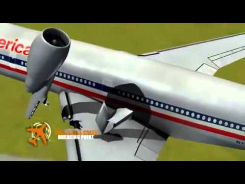 Air Crash Investigation New Series Planes Crash 'Breaking Point' (Air disaster)