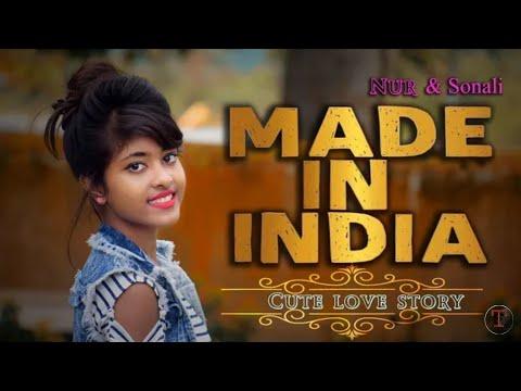Made In India | Cute Love Story 2018 || GURU RANDHAWA || Latest Romantic Video