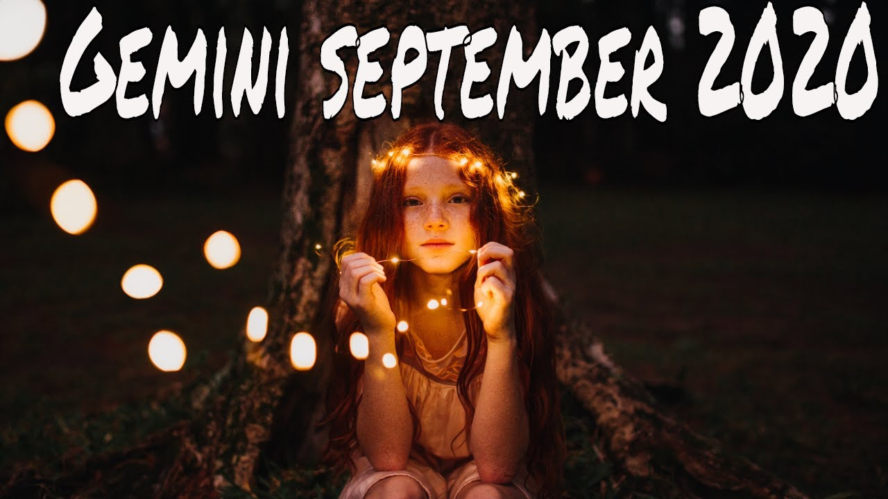 Gemini September 2020 ~ It's Getting Near Dawn ~ Master Intuitive Tarot Reading