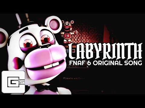 "FNAF 6 SONG ▶ ""Labyrinth"" 