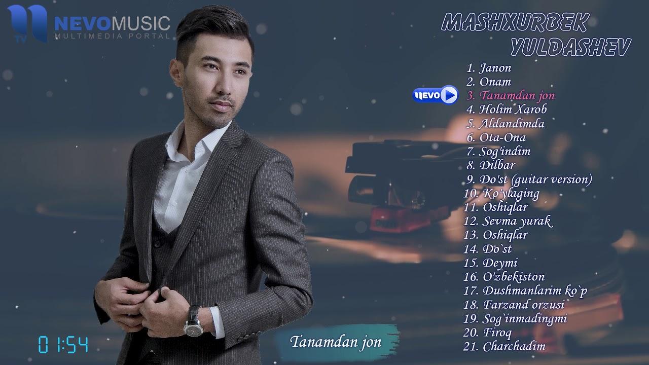 Mashxurbek Yuldashev -