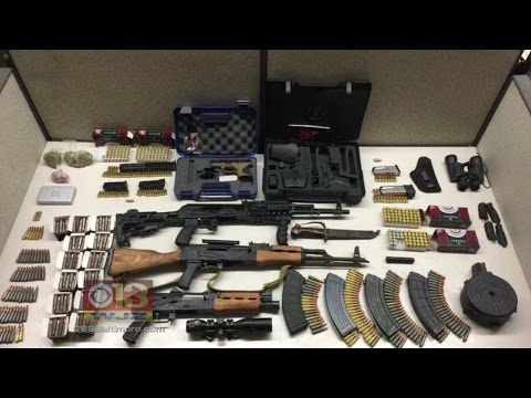 How Illegal Gun-Running Operation In Baltimore Was Shut Down