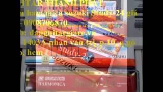 Kèn Harmonica Suzuki STUDY 24 lỗ sinh viên gò vấp
