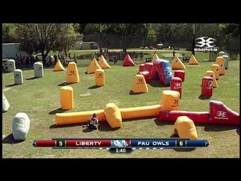 2014 NCPA Nationals Top 12 - Florida Atlantic vs Liberty Flames