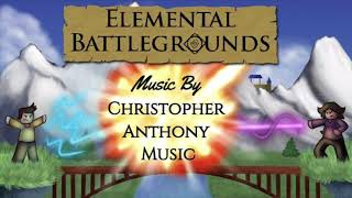 The Arena - Roblox Elemental Battlegrounds Music OFFICIAL