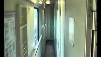 Train Genève Moscou