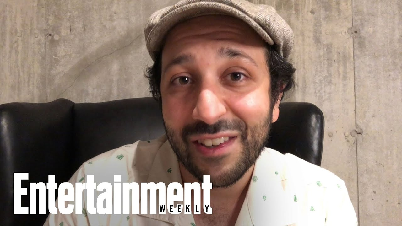 Desmin Borges Breaks Down His First Fandoms | Entertainment Weekly