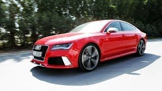 Top Cars Dxb: Audi RS7 Sportback 4.0 TFSI Quattro Review