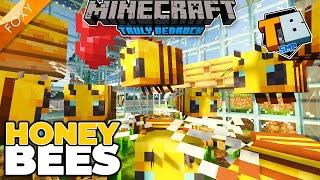 HONEY FARMS   Truly Bedrock Season 2 [76]   Minecraft Bedrock Edition