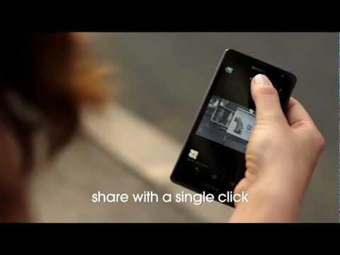 Sony Xperia TX Retail Demo and Introduction