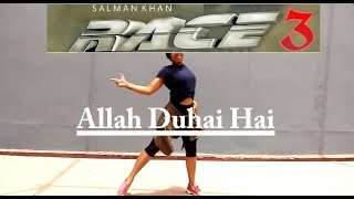 Allah Duhai Hai - Race 3 | Duet Dance Choreography | Striker ,Polo