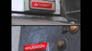 Retrogott & Hulk Hodn - Ein$note