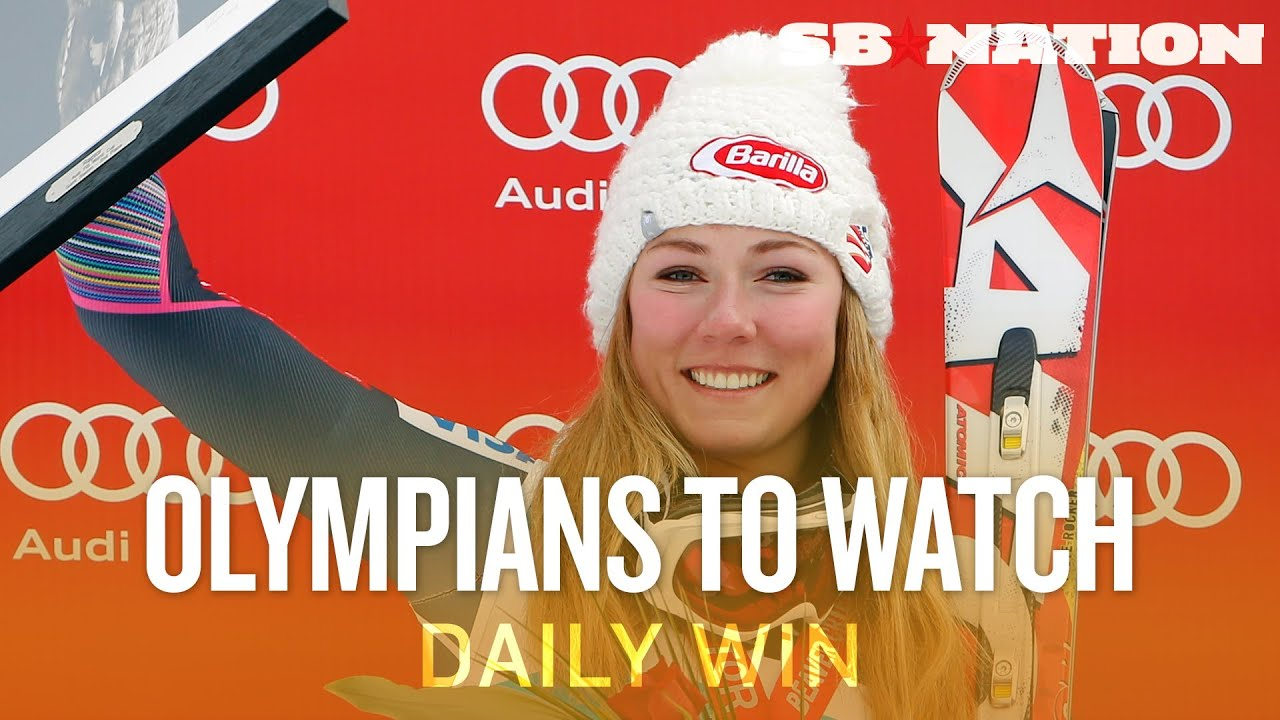 Olympians to watch in Sochi - The Daily Win