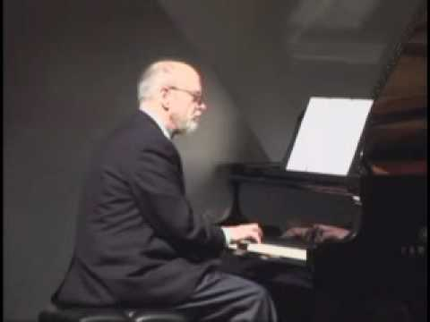 Praegustatum for James Levine, Charles Wuorinen
