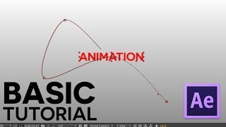 AFTER EFFECTS BASIC TUTORIAL - Animating in After Effects