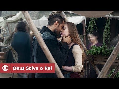 Deus Salve O Rei: capítulo 32 da novela, quarta, 14 de fevereiro, na Globo