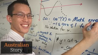 From anonymous maths teacher to maths 'rockstar': The meteoric rise of Eddie Woo
