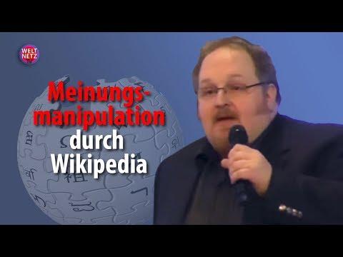Markus Fiedler: Meinungsmanipulation durch die Wikipedia