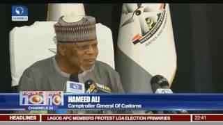 Nigeria Custom Service Launches E-auction Platform To Decongest Ports