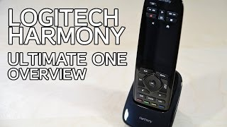 Logitech Harmony Ultimate One Overview | Best Universal Remote?