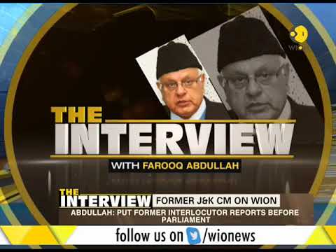 "Exclusive interview: ""Doval doctrine has failed,"" says Farooq Abdullah"