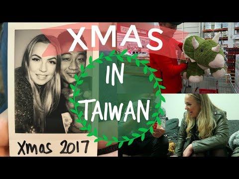 CHRISTMAS IN TAIWAN   在台灣的聖誕節