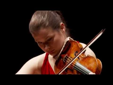 Bella Hristova plays Bach's Chaconne from the Partita No. 2 in D minor, BWV 1004