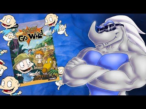 Rugrats: GO WILD Pc | Klay-Kremling episode 18
