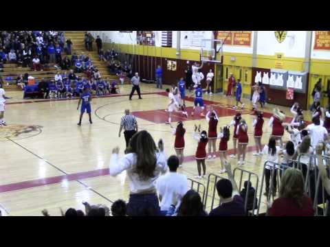 Jacob Montour Dunk - Northglenn High School vs Thornton High School