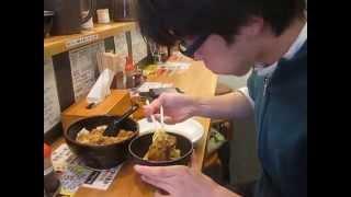 3分34秒 前田 仁 (筑波大学 #ITF_DJ) 早食い メガ盛り 1キロカレ...