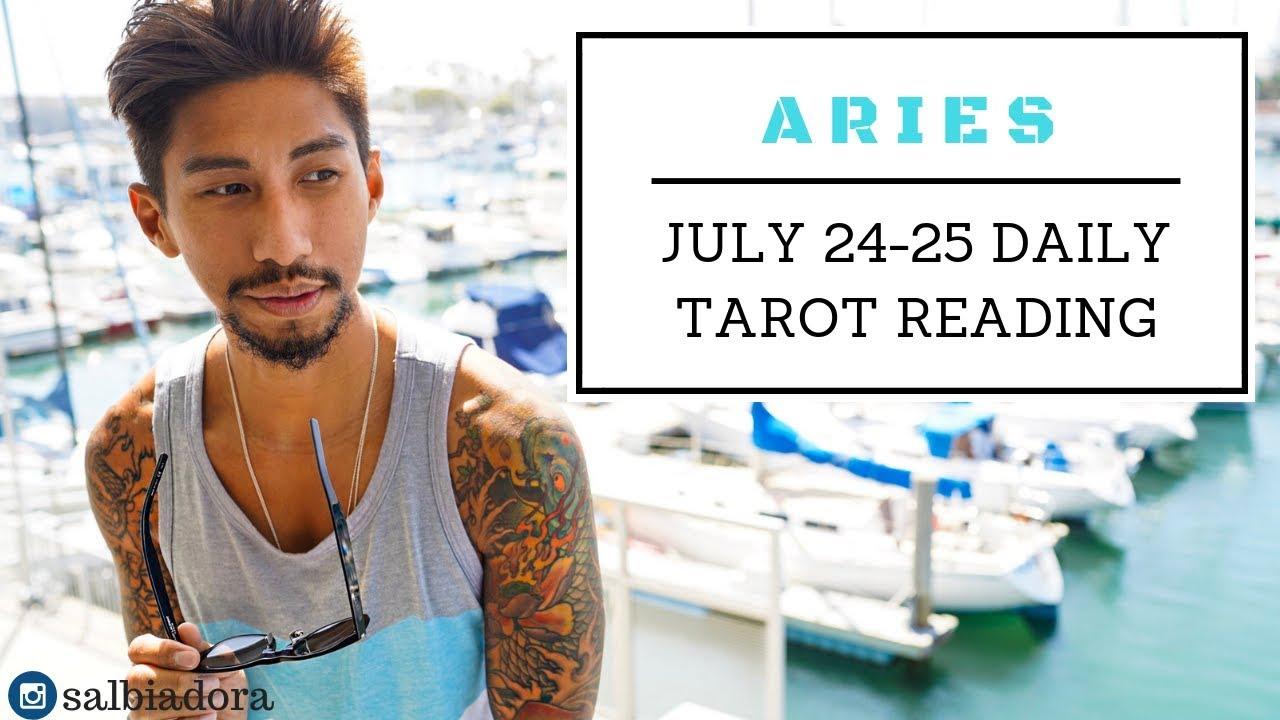 aries weekly 24 to 1 love tarot