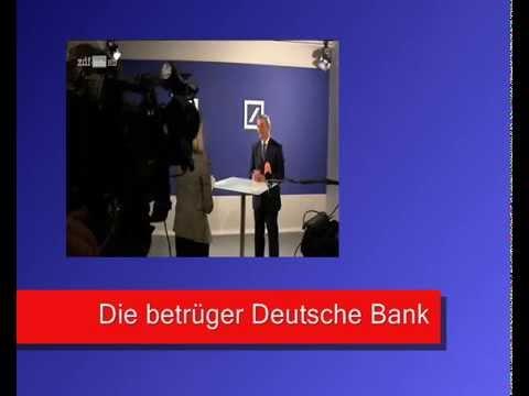 Die Betrüger: Deutsche Bank