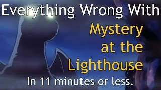 Everything Wrong With Mystery at the Lighthouse (PokéSins)