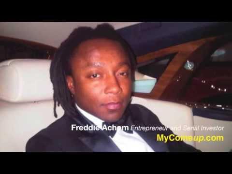 Serial Entrepreneur & Investor Freddie Achom on Sucess & Winning (Impromptu Interview Part 2)