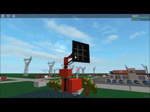 Roblox Tornado Siren Short tests: Red & Black Jailbar Grille Thunderbolt  1000T