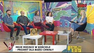Westerplatte Młodych: Moje miejsce w Kościele - projekt dla Bożej Chwały
