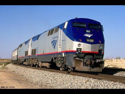 Train Simulator 2016: Driving Amtrak California from LA to Fullerton