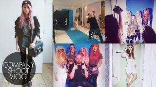 Vlog // Company Magazine High Street Edit Shoot | 4th April 2014 Thumbnail