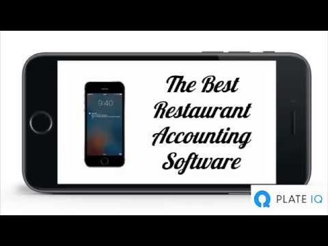 Plate IQ - The Best Restaurant Accounting Software