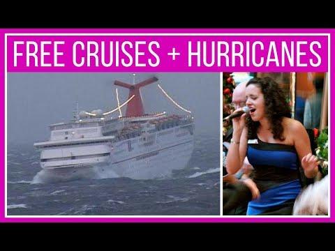 Free Cruises & Hurricane Season - Carnival Cruise Ship Q+A