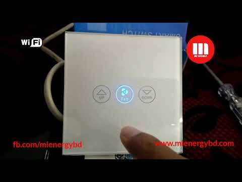 wifi-touch-ceiling-fan-control-switch
