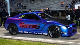The FASTEST GTR Pass in the US at TX2K19 FINALS! - 6.73 at 223