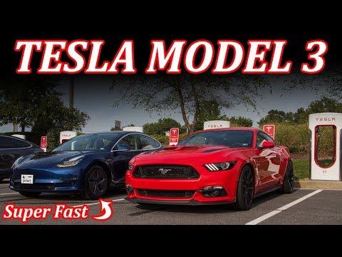 PICKING UP A TESLA MODEL 3 PERFORMANCE!