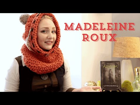 Epic Author Facts: Madeleine Roux | Escape From Asylum