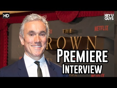 Ben Miles  The Crown Season 2 World Premiere