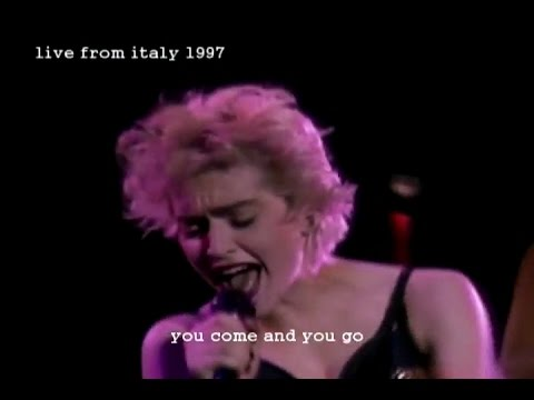 Madonna - I Can't Help Myself (Sugar Pie, Honey Bunch) (Extended) [Live in Turin, Italy, 1987]