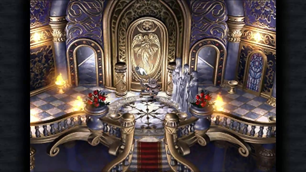 Lets Play Final Fantasy IX 036 Desert Palace Steam