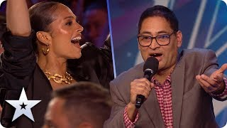 Feeling the LOVE! You'll love HEART-MELTING Bhim Niroula EVERY DAY! | BGT 2020